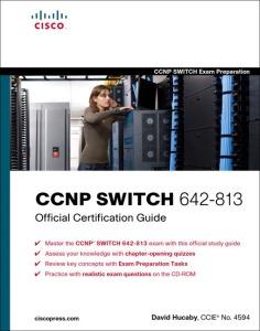 CCNP SWITCH OCG